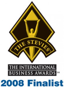 The Stevies 2008 Finalist